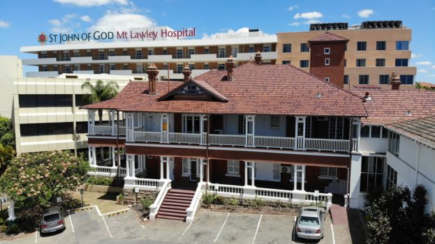 St John of God Mt Lawley Hospital - Project Directors Australia